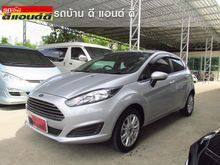 2014 Ford Fiesta (ปี 10-16) Sport 1.5 AT Hatchback