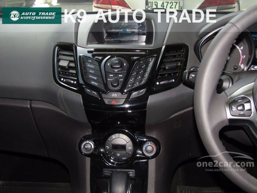 2015 Ford Fiesta Sport Hatchback