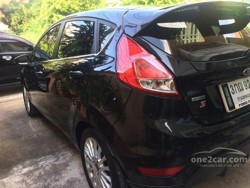 2014 Ford Fiesta Sport Hatchback
