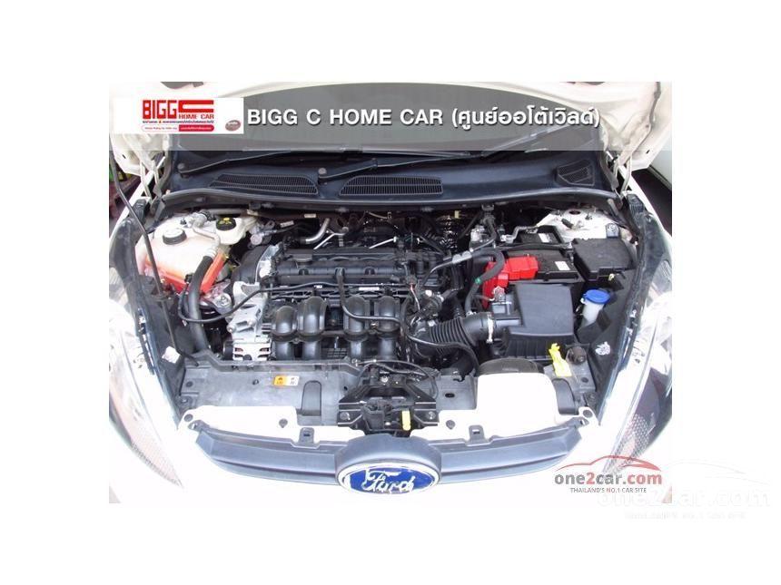 2013 Ford Fiesta Sport Sedan
