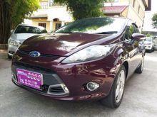 2012 Ford Fiesta (ปี 10-16) Sport 1.6 AT Sedan