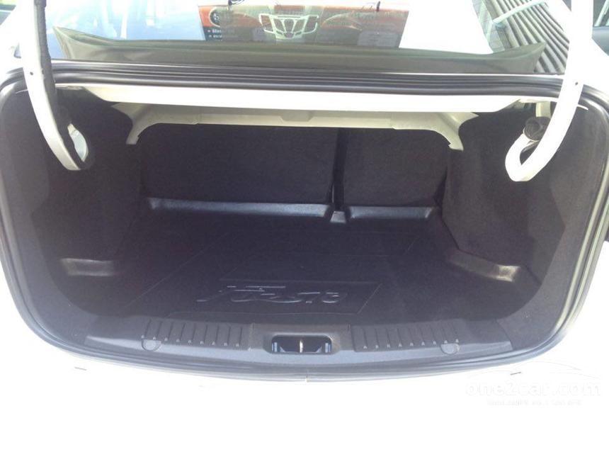 2012 Ford Fiesta Sport Sedan