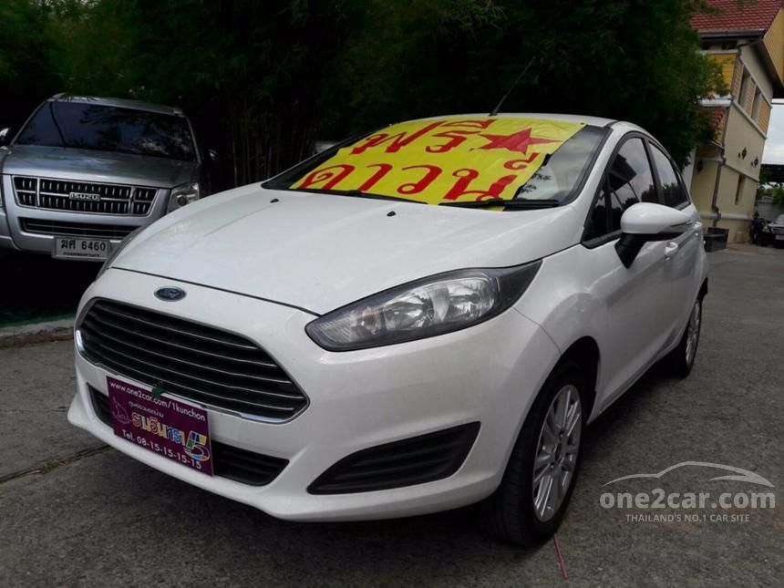 2014 Ford Fiesta Sport Sedan