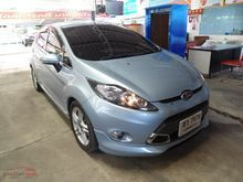 2012 Ford Fiesta (ปี 10-16) Sport Ultimate 1.6 AT Hatchback