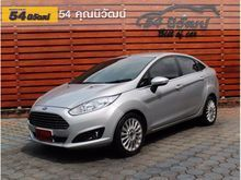 2014 Ford Fiesta (ปี 10-16) Titanium 998 AT Sedan