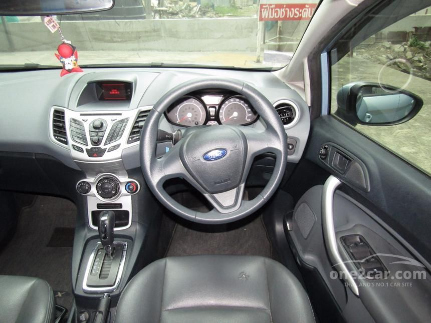 2014 Ford Fiesta Trend Hatchback