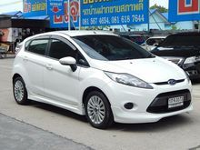 2012 Ford Fiesta (ปี 10-16) Trend 1.6 AT Hatchback