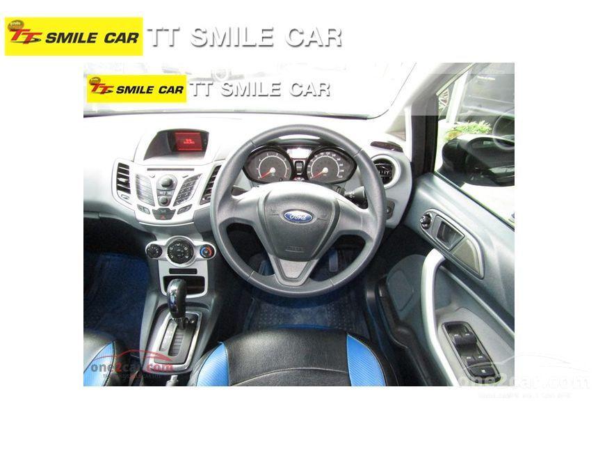 2014 Ford Fiesta Trend Sedan