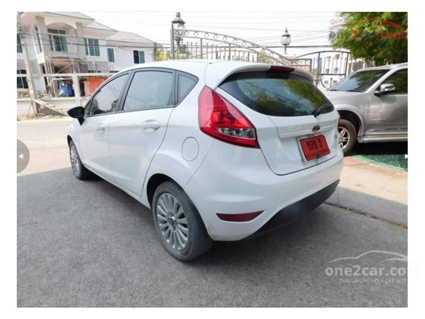 2013 Ford Fiesta Trend Sedan