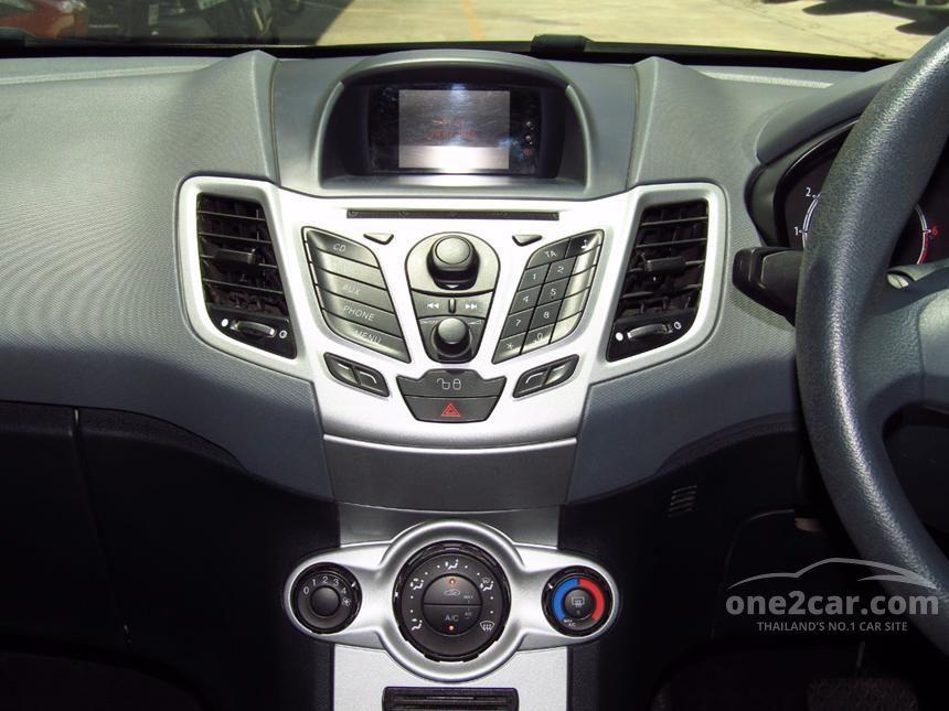 2011 Ford Fiesta Trend Sedan