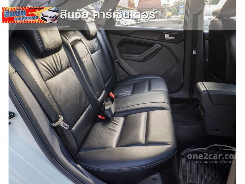 2010 Ford Focus Ambiente Hatchback