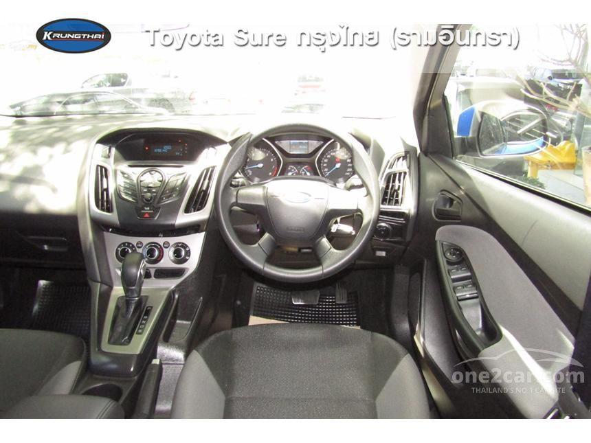 2013 Ford Focus Ambiente Hatchback
