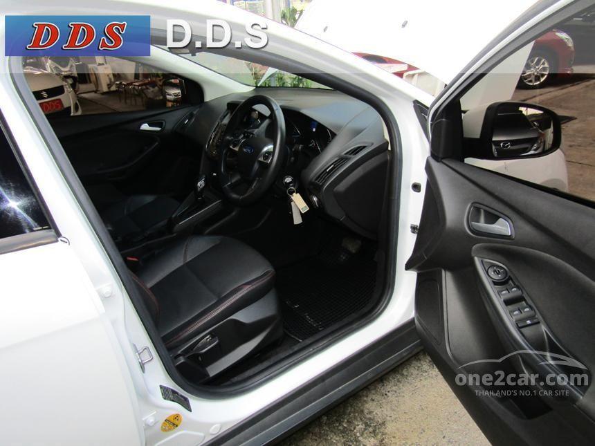 2014 Ford Focus Ambiente Hatchback