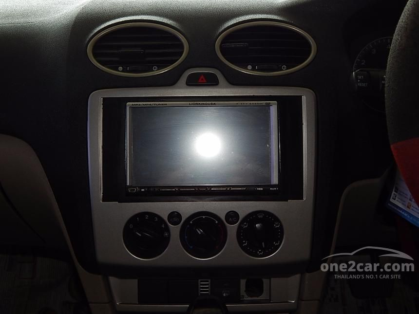 2008 Ford Focus Finesse Hatchback