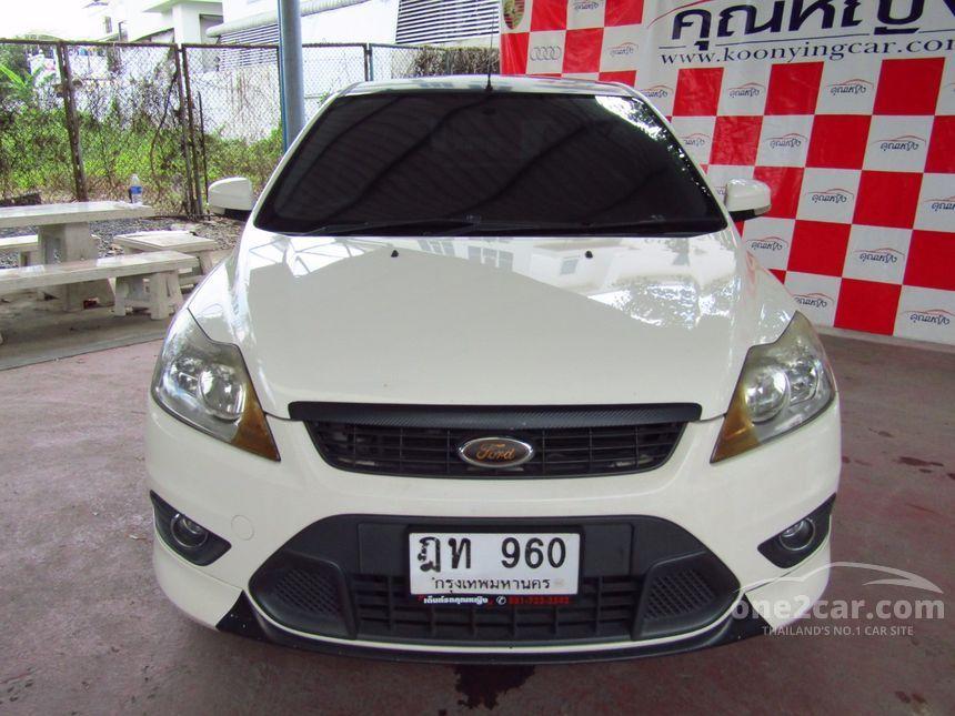2010 Ford Focus Finesse Sedan
