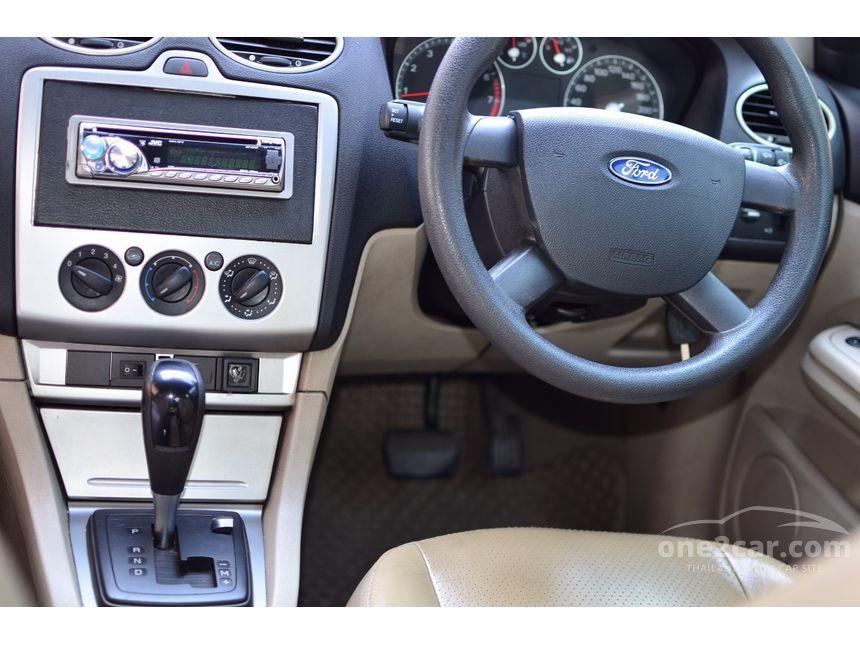2006 Ford Focus Finesse Sedan