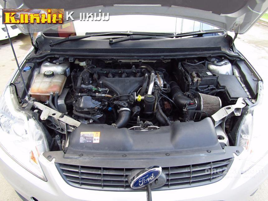 2009 Ford Focus Ghia Sedan