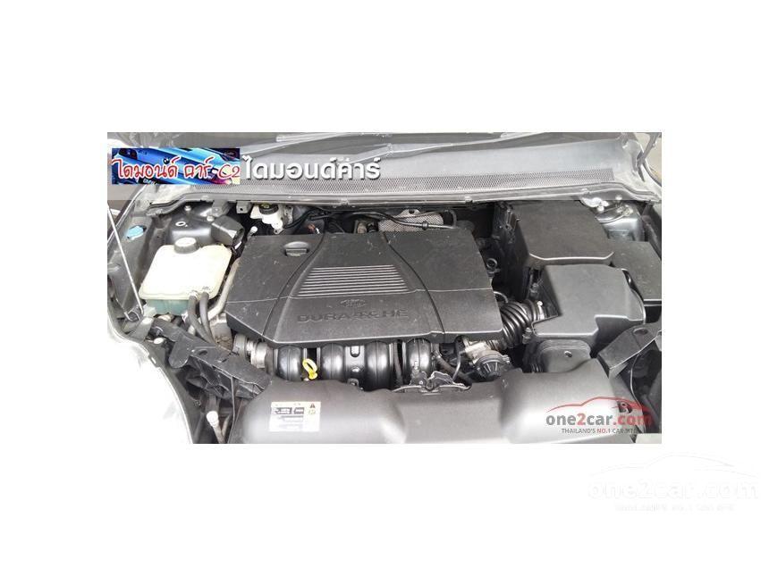 2011 Ford Focus Ghia Sedan