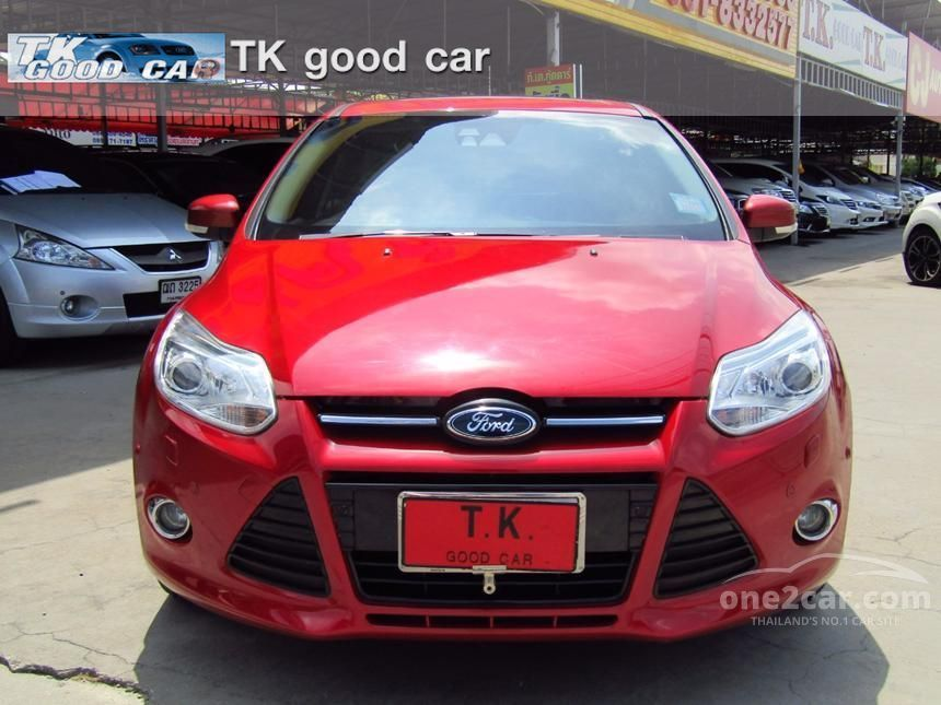 2012 Ford Focus Sport+ Hatchback