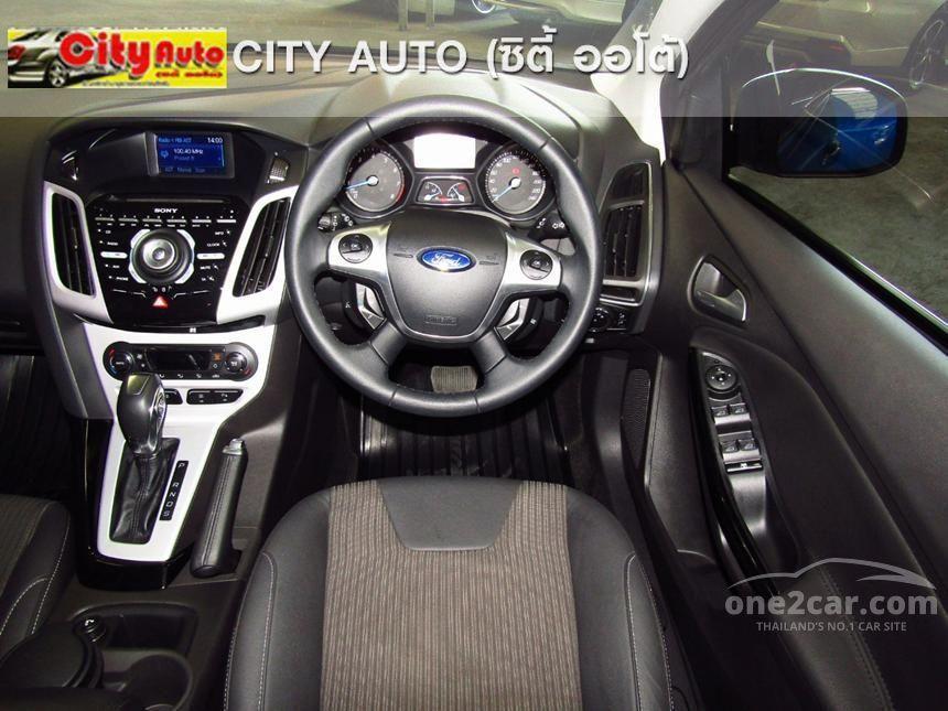 2015 Ford Focus Sport+ Hatchback