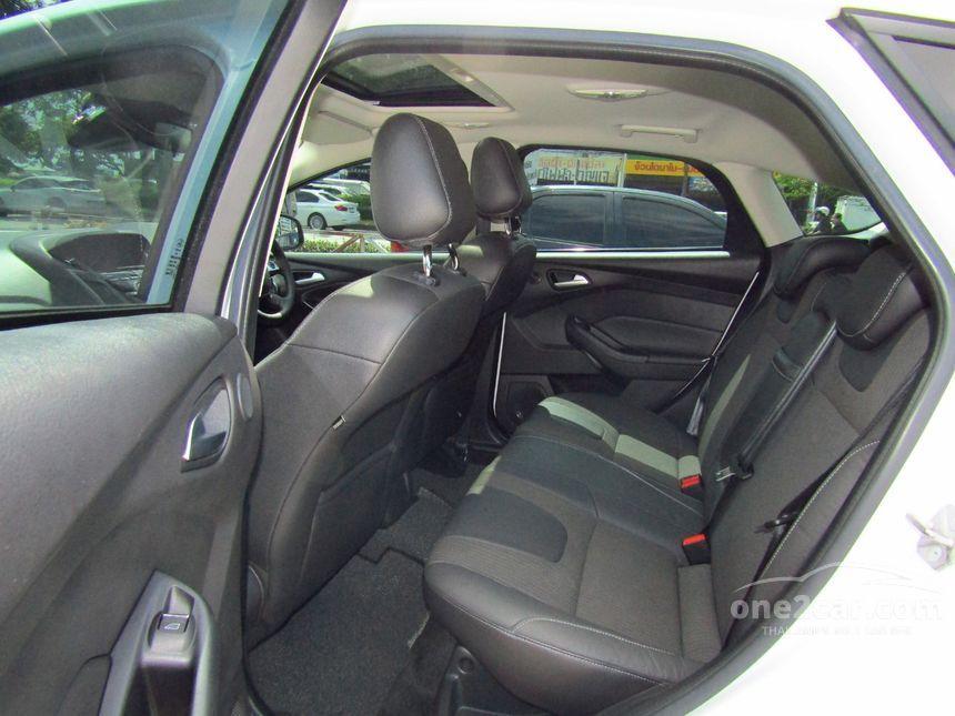 2013 Ford Focus Sport+ Hatchback