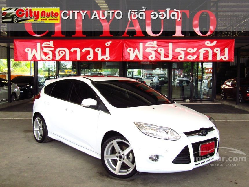 2015 Ford Focus Sport+ Hatchback