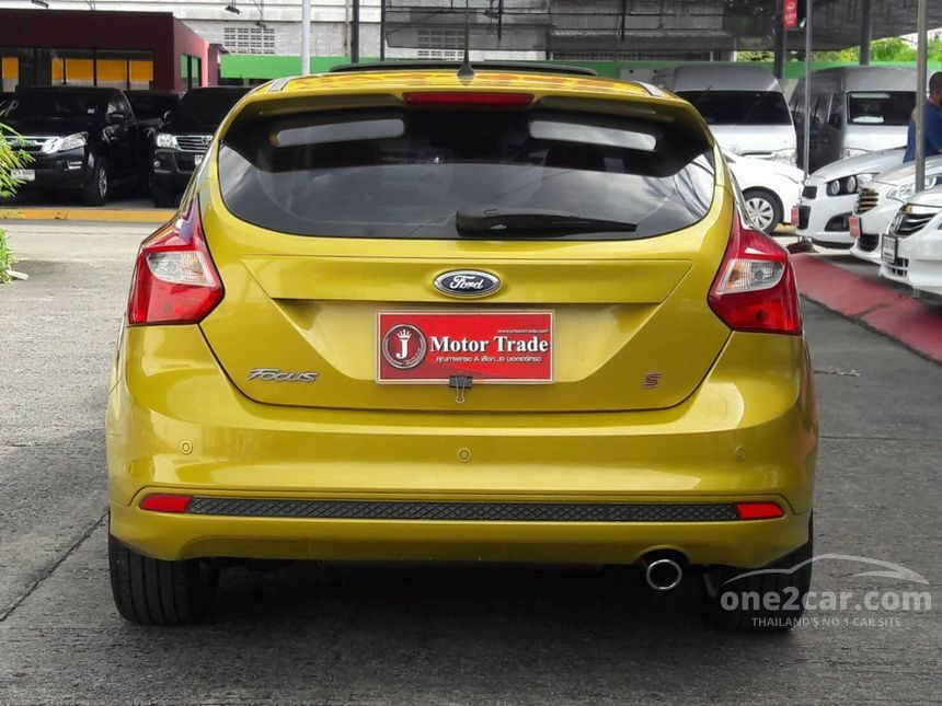 2014 Ford Focus Sport+ Hatchback