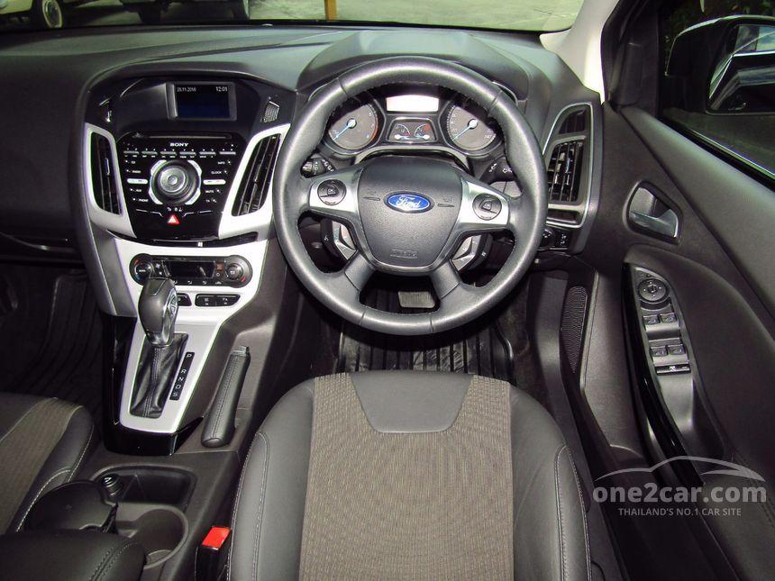 2014 Ford Focus Sport+ Hatchback