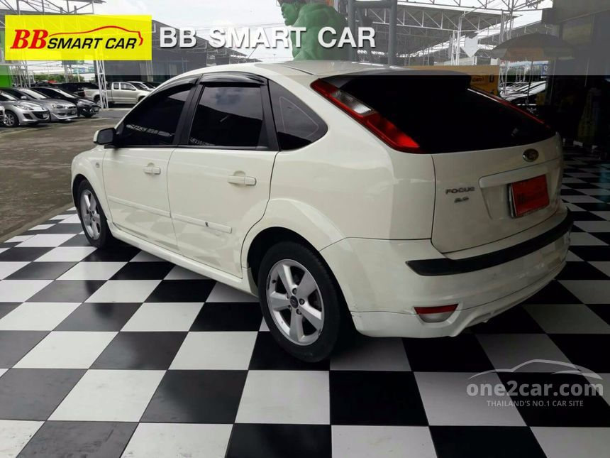 2006 Ford Focus Sport Hatchback
