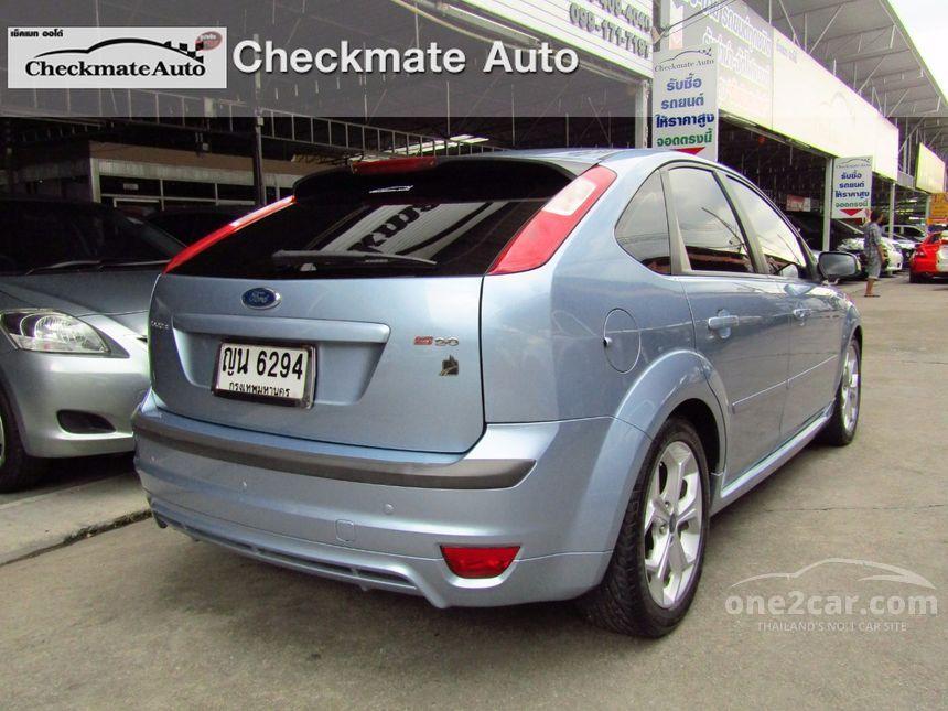 2008 Ford Focus Sport Hatchback