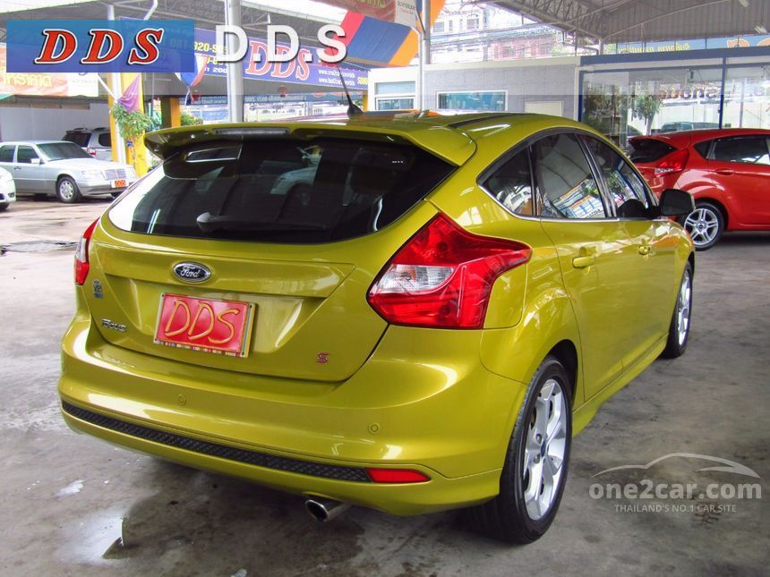 2014 Ford Focus Sport Hatchback