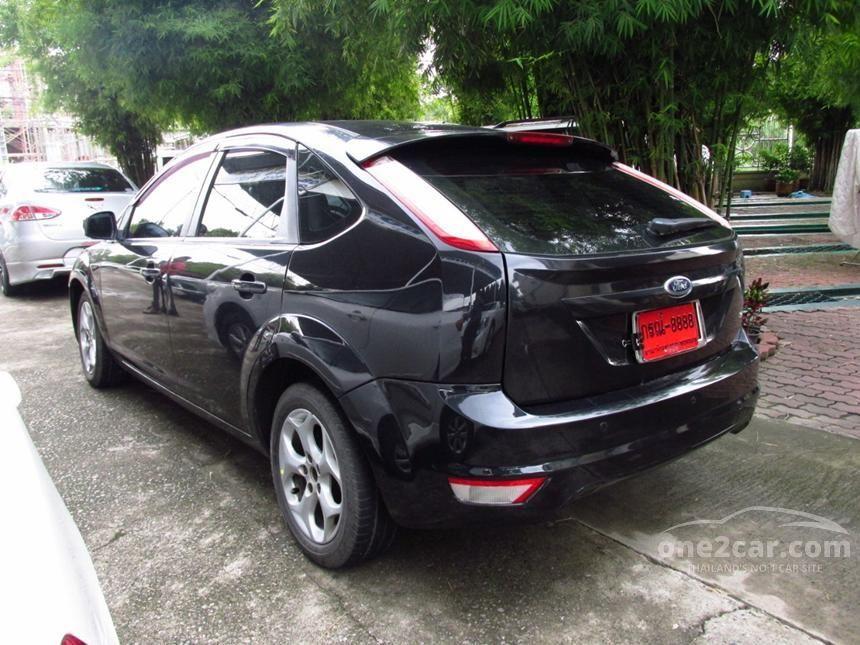 2015 Ford Focus Sport Hatchback