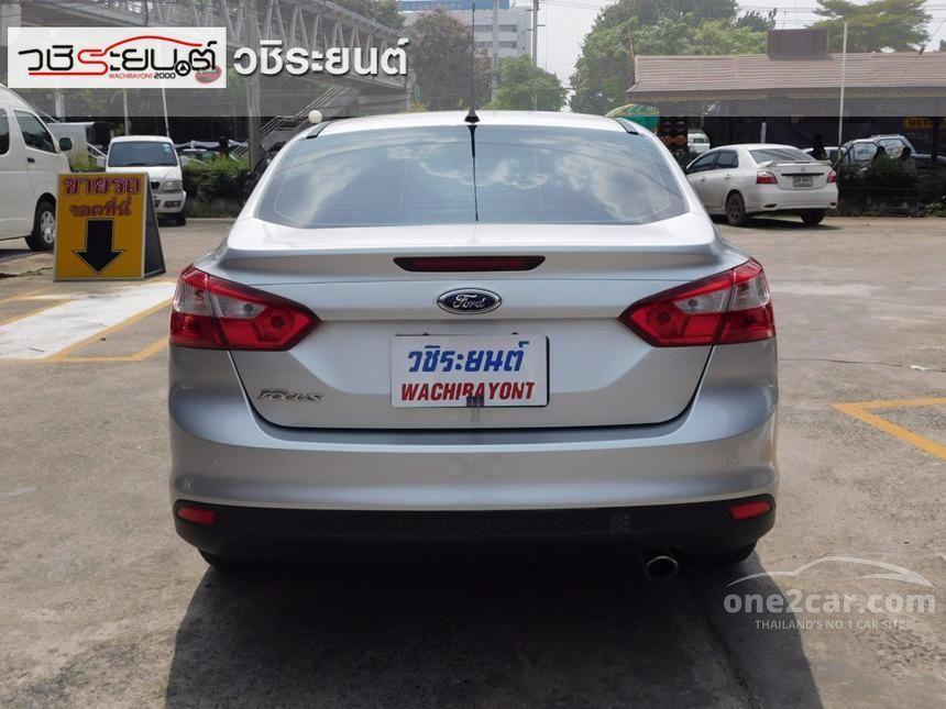 2014 Ford Focus Titanium+ Sedan