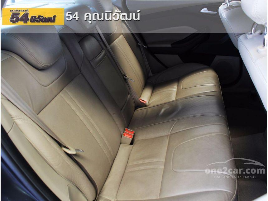 2013 Ford Focus Titanium+ Sedan