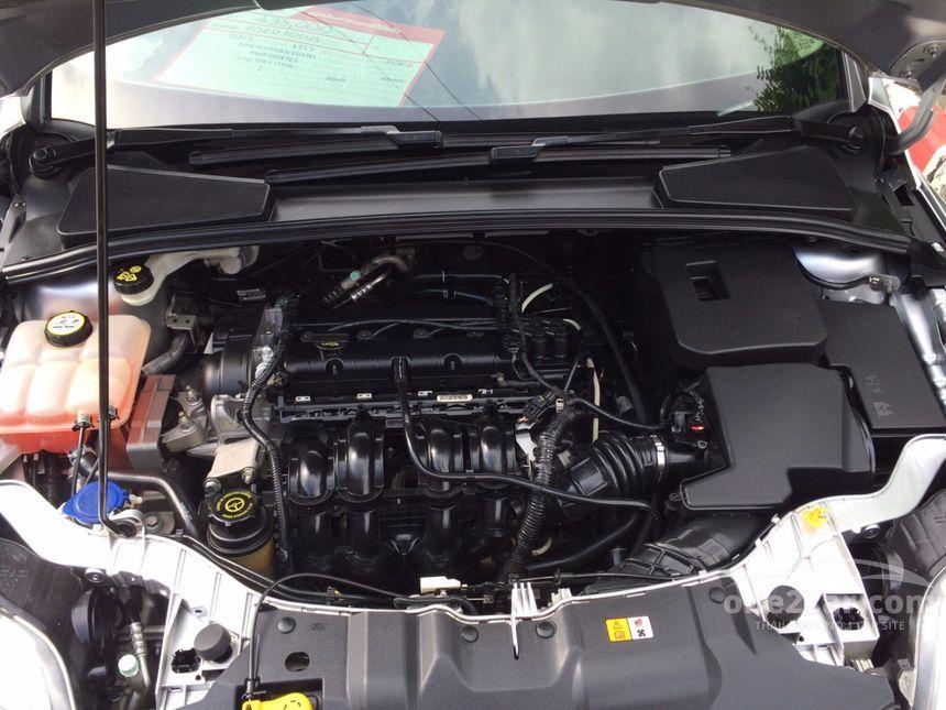 2012 Ford Focus Trend Hatchback