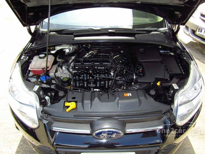 2013 Ford Focus Trend Hatchback