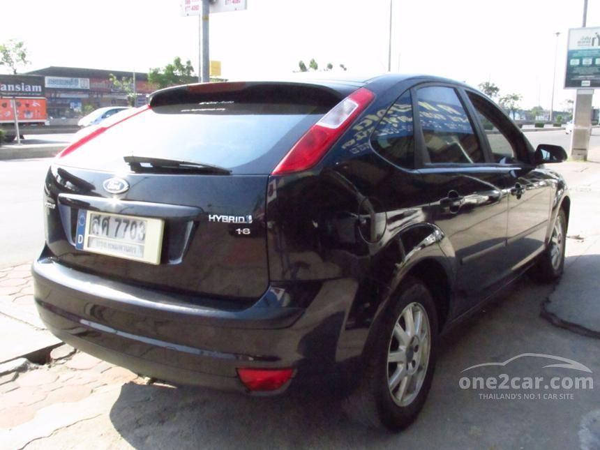 2006 Ford Focus Trend Hatchback