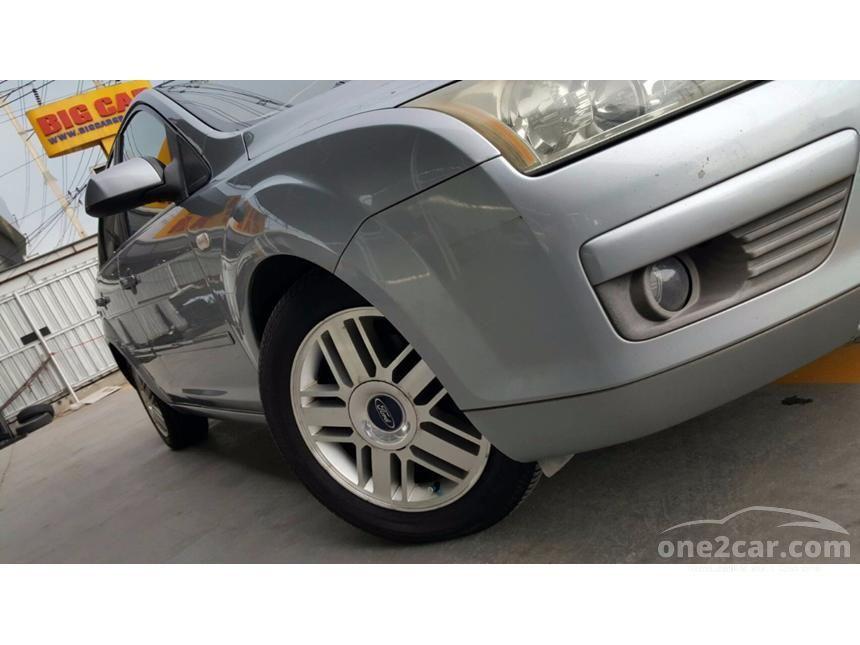 2006 Ford Focus Trend Sedan