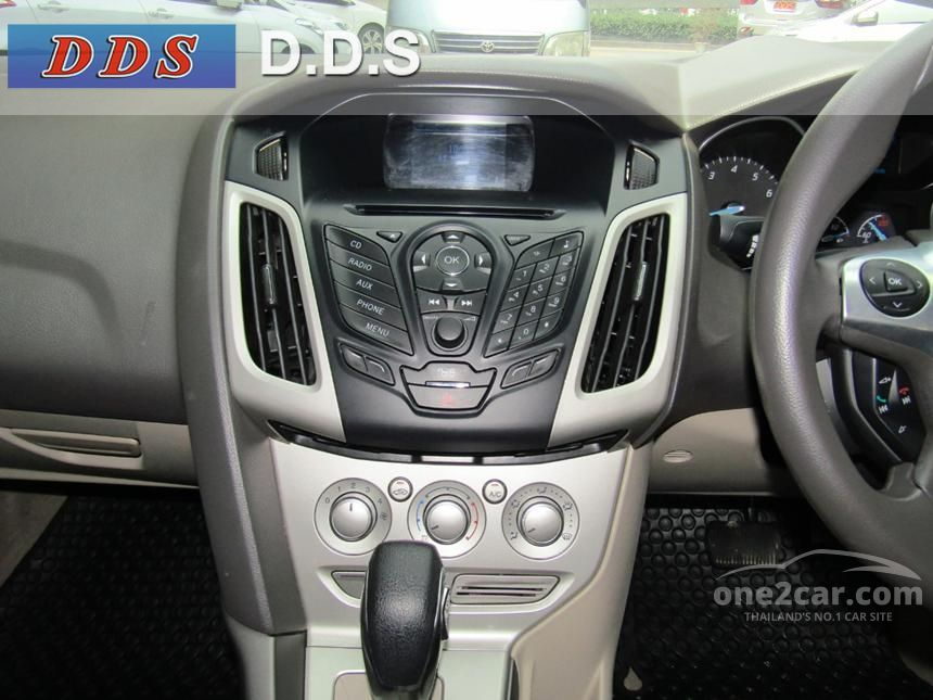 2016 Ford Focus Trend Sedan