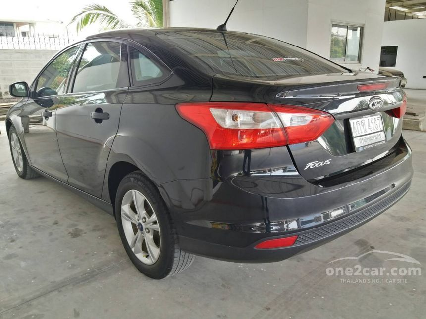 2015 Ford Focus Trend Sedan