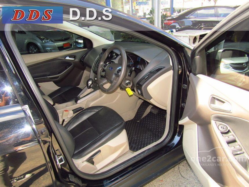 2015 Ford Focus Trend Sedan