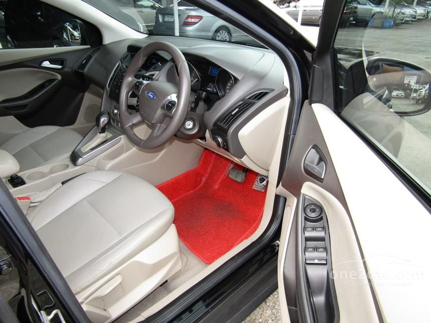 2013 Ford Focus Trend Sedan