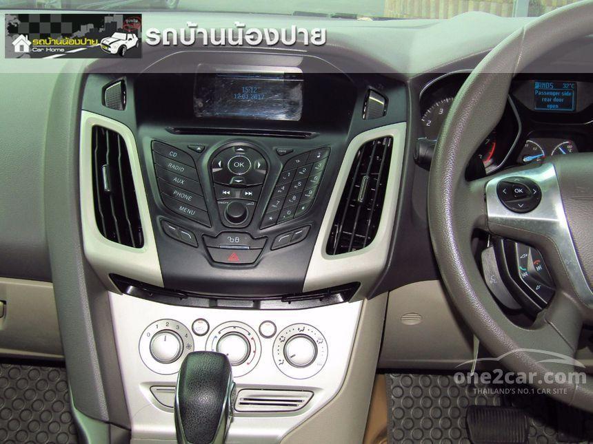 2013 Ford Focus Trend Sedan
