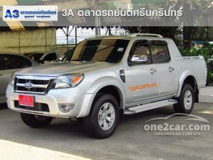 2010 Ford Ranger 2.5 DOUBLE CAB (ปี 09-12) Hi-Rider WildTrak II XLT Pickup MT