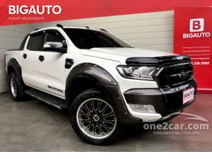 2016 Ford Ranger 2.2 DOUBLE CAB (ปี 15-18) Hi-Rider WildTrak Pickup AT