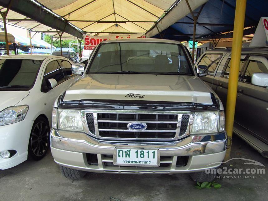 2005 Ford Ranger Hi-Rider XLT Pickup