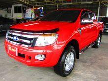 2013 Ford Ranger DOUBLE CAB (ปี 12-15) Hi-Rider XLT 2.2 MT Pickup