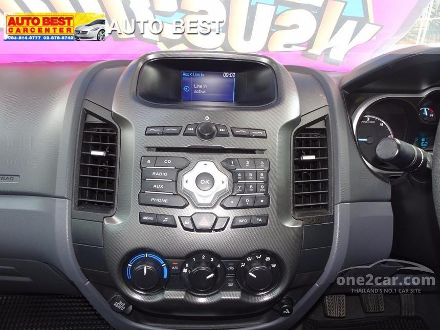 2014 Ford Ranger Hi-Rider XLT Pickup
