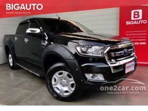2018 Ford Ranger 2.2 DOUBLE CAB (ปี 15-18) Hi-Rider XLT Pickup AT