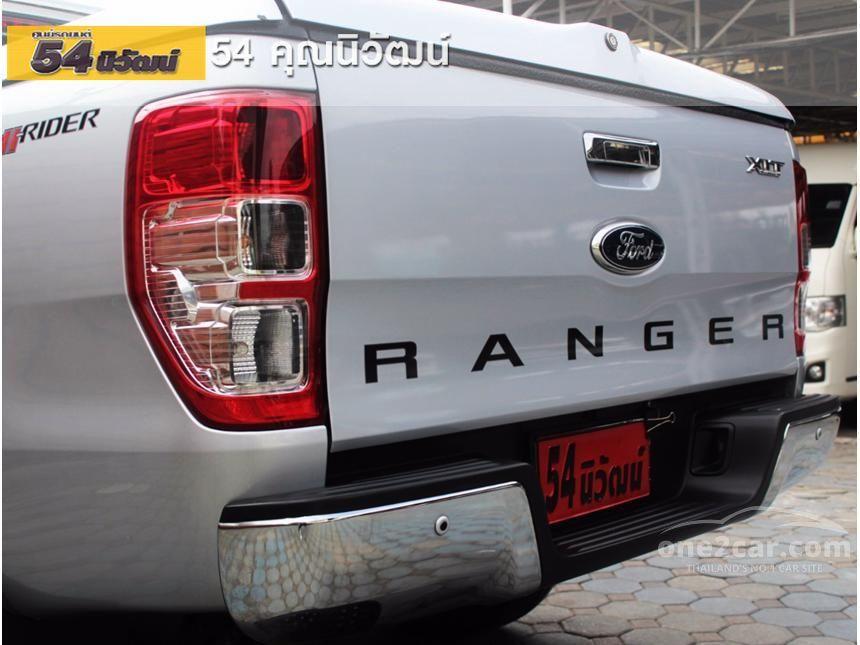 2012 Ford Ranger Hi-Rider XLT Pickup